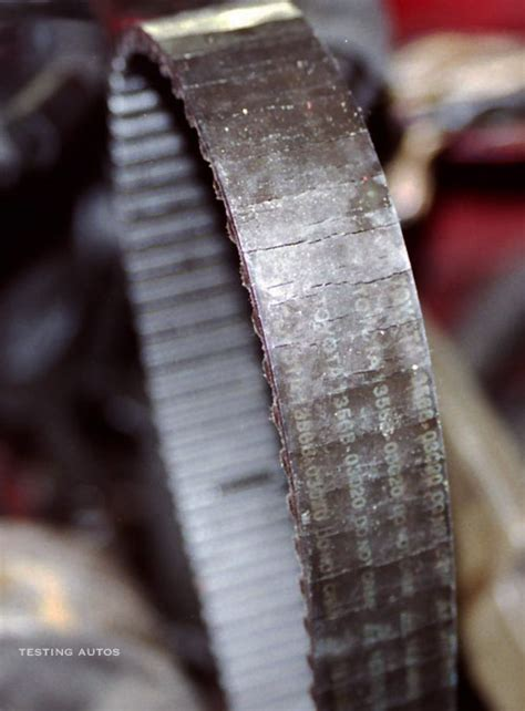 if a wore when does the timing belt need to be replaced testing autos