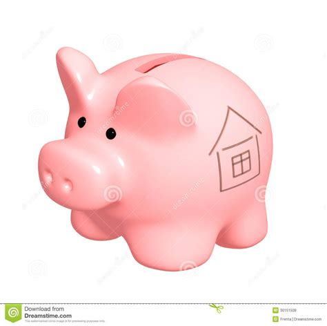 buying a house from a bank bank account for buying a house royalty free stock photos image 30151508