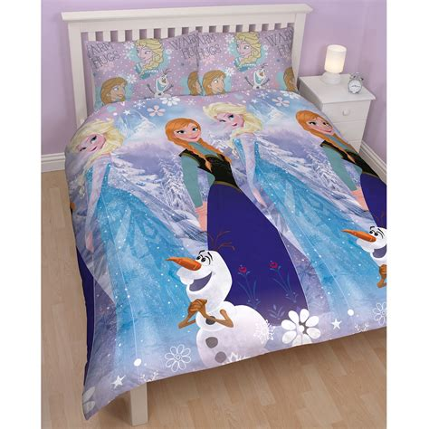 Disney Frozen Duvet Cover disney frozen duvet cover set new official ebay
