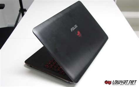 Asus Gaming Laptop Price In Malaysia asus introduces republic of gamers g551 gaming notebook in malaysia lowyat net