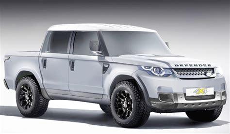 Jaguar Land Rover Defender 2020 by 2020 Land Rover Defender Concept United States