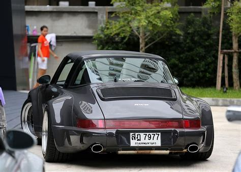 rwb porsche grey rwb 964 targa slate grey rennlist discussion forums