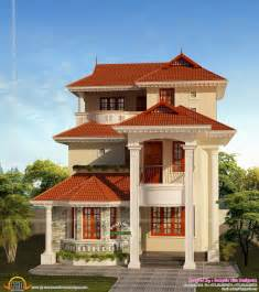 Exterior Home Design For Small House In India Render 3d Floor Plan Home Design With White Color Autocad