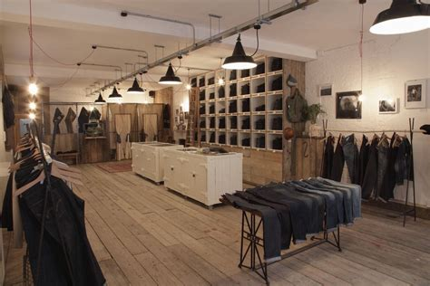 reclaimed scaffold floor boards  edwins london store