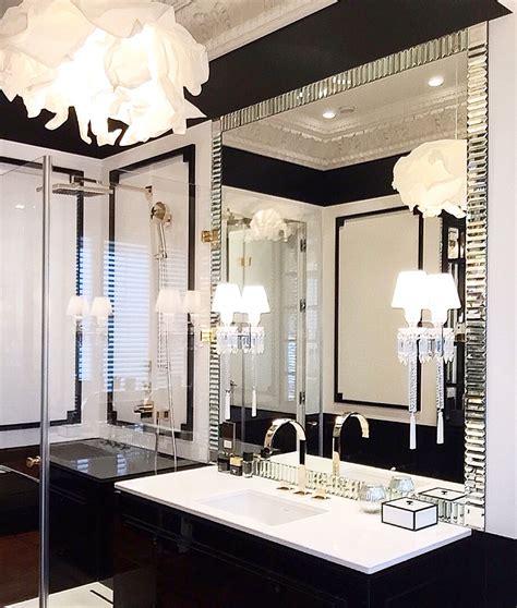 design aleksandra miecznicka glamorous bathroom decor
