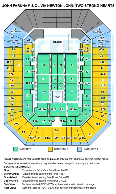 entertainment centre floor plan two strong hearts john farnham olivia newton john