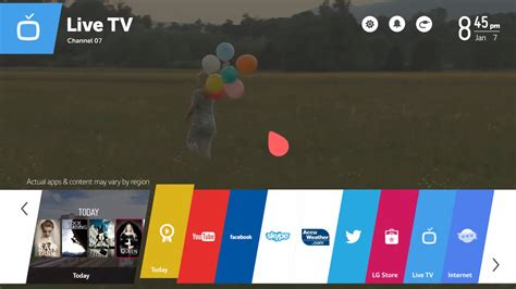 best lg apps best iptv apps for lg smart tv 2017 axeetech