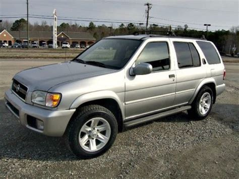 2003 Nissan Pathfinder Le by Buy Used 2003 Nissan Pathfinder Le 4wd One Owner In
