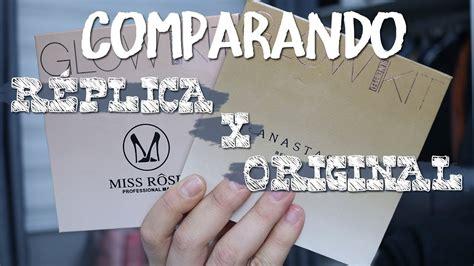 X Berbpom Original X Miss V Comparando R 201 Plica X Original Iluminadores