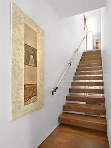 Simple Stairs Design For Small House Lg House Interior Stairs Modern Staircase Edmonton By Thirdstone Inc