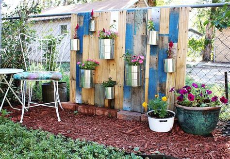 Vertical Garden Materials Pallet Vertical Garden A Beautiful Mess
