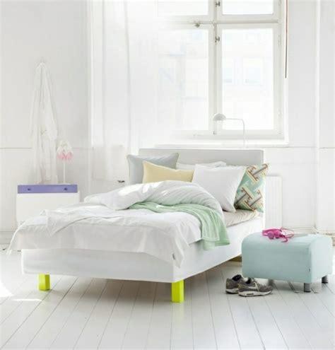 wohnen möbel dekor schlafzimmer skandinavisch