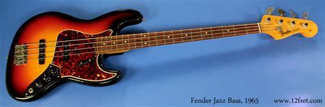 Faux Finish Techniques fender jazz bass 1965 www 12fret com