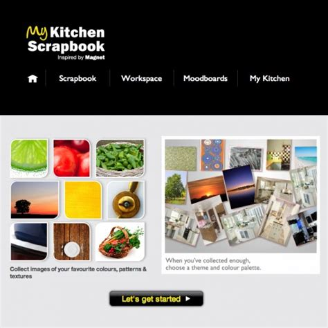 design your own kitchen online design your own kitchen with magnet s new online tool