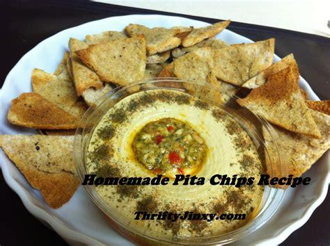 freshfromevaskitchen homemade pita chips with olive recipe make your own homemade pita chips thrifty jinxy