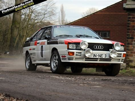 Old Audi Rally Cars by Audi A1 Competition Audi Quattro Rally Car Forocoches