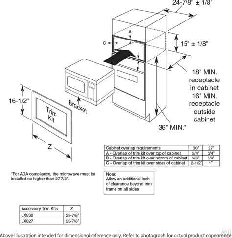 cabinet microwave dimensions built in microwave dimensions bestmicrowave