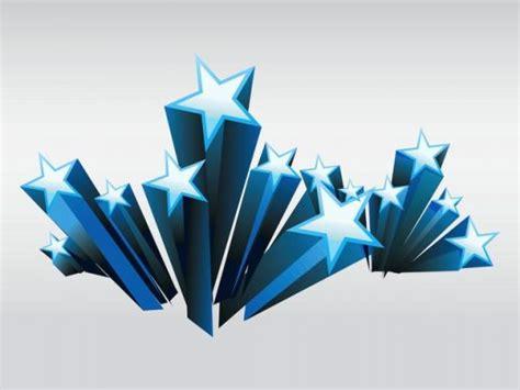 3d stars vector ai pdf free graphics download