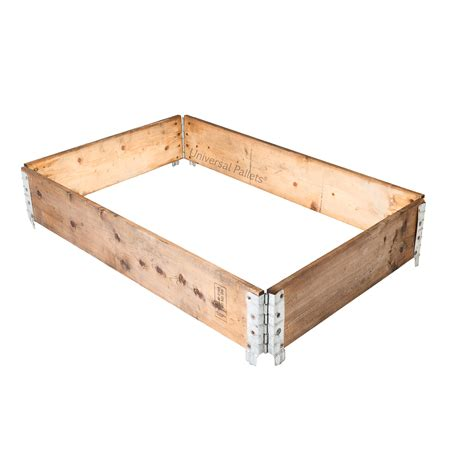 Best Storage Solutions by Sale Recon Euro Pallet Collar Universal Pallets