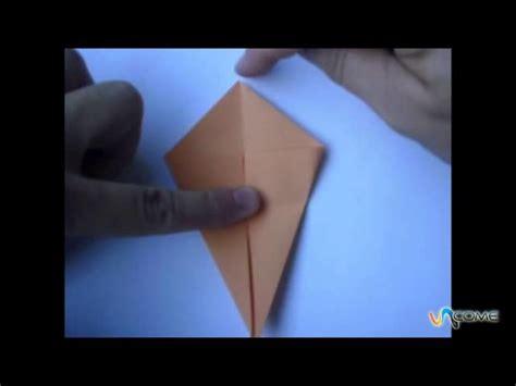 tutorial origami zucca fare una zucca di origami halloween my crafts and diy