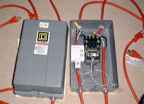 wiring your contactors electric brewing jeffdoedesign