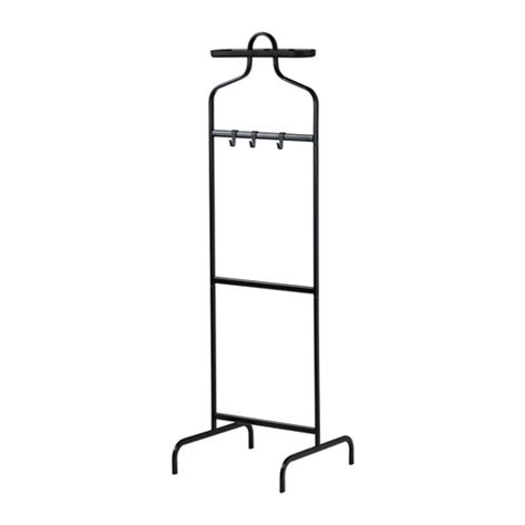 hanger stand ikea mulig valet stand black ikea