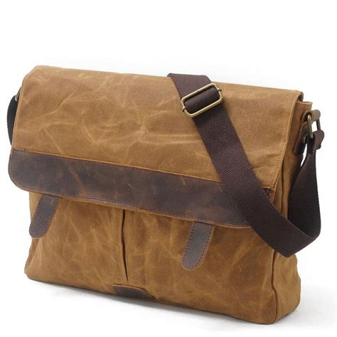 Shoulder Bag Messenger Bag shoulder bag canvas messenger bags school laptop