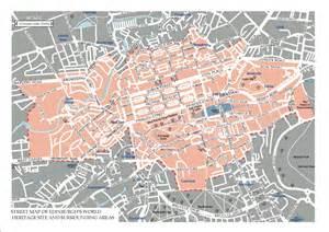 Architectural Design Home Plans edinburgh world heritage map details