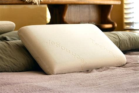 Technogel Pillows by Better Sleeping With Technogel Pillow Review