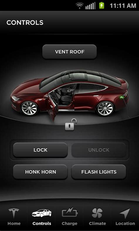 Tesla Communication Tesla Model S Beta Android Apps On Play