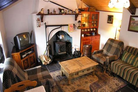 Wall For Living Room Ireland Granda S Traditional Cottage Doagh Island