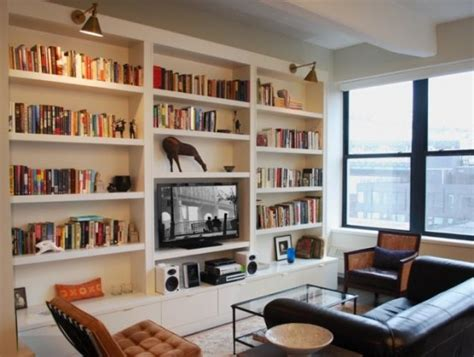 bookcase in living room 29 built in bookshelves ideas for your home digsdigs