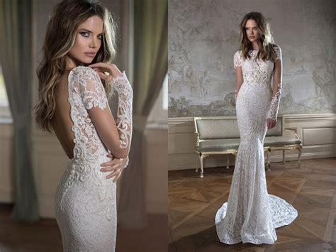 40 Gorgeous Lace Sleeve Wedding Dresses   The Best Wedding