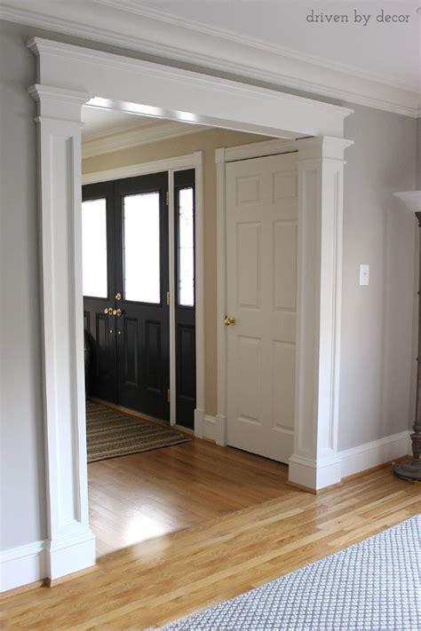Decorative Exterior Door Trim Doorway Molding Design Ideas Decorative Mouldings Moldings And Doors