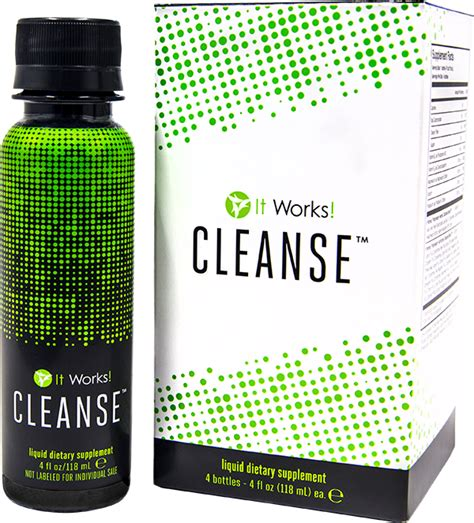 It Works Detox Wrap Side Effects by The It Works System It Works