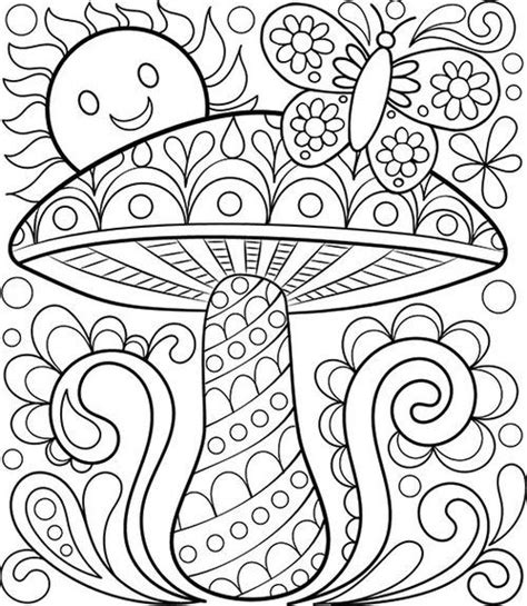 Abstract Coloring Pages Printable by Printable Abstract Coloring Pages