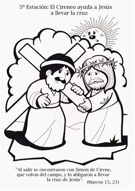 imagenes del via crucis en blanco y negro la catequesis el blog de sandra v 237 a crucis para