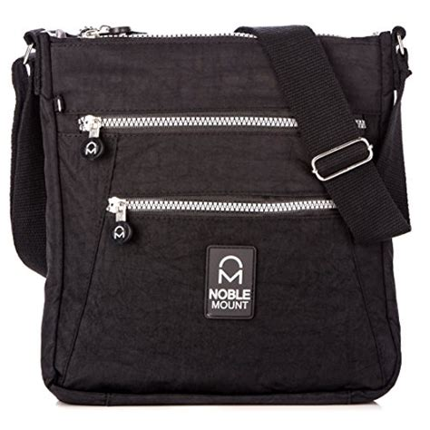 Explorer Pw Satchel Black womens crinkle explorer crossbody handbag black apparel accessories handbags wallets