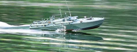 pt boat found pro boat pt 109 40 quot ep rtr review rc groups