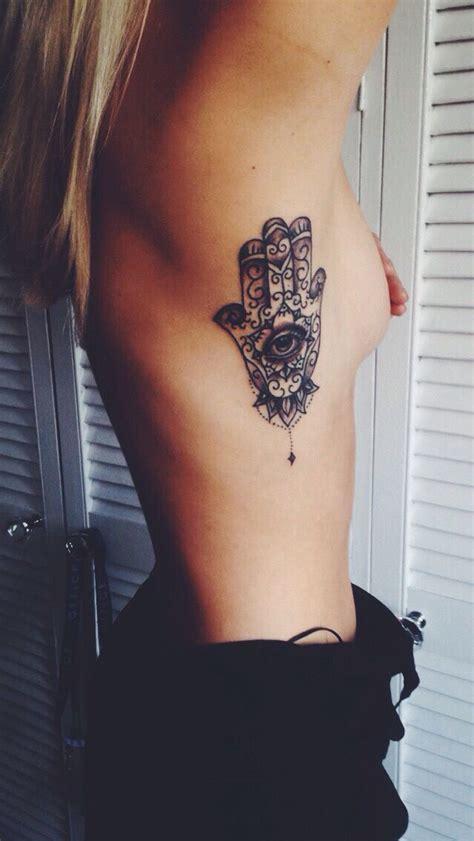 hamsa tattoo placement 200 best tattoos on breasts images on pinterest tatoos