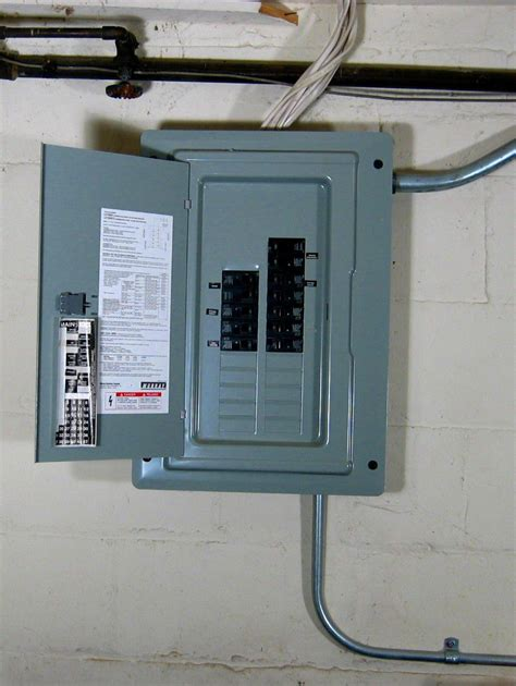 definition of an electrical panel load center