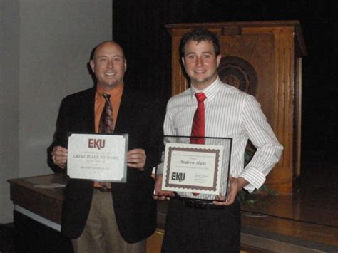 Bechtel Mba Internship by Cbt Students Honored By Eku Co Op Office College Of