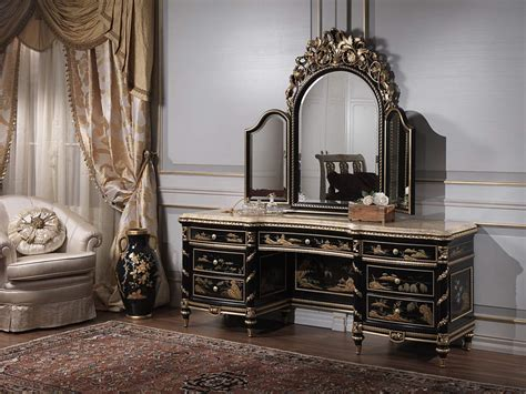 luxury classic dressing table chinoiserie vimercati classic furniture