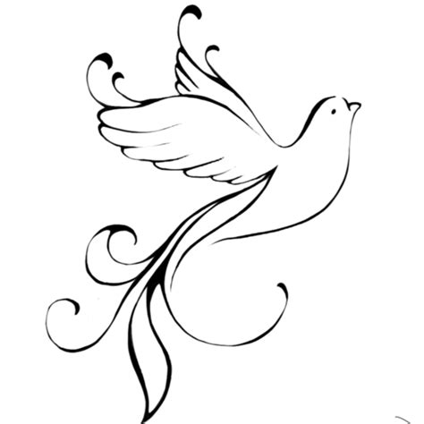 design outline meaning dove outline tattoo meaning tattoo ideas ink and rose