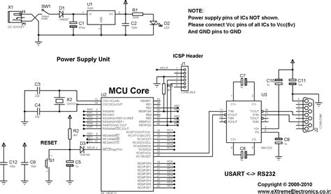mclr resistor value icsp debug using pickit2 and pic18f4520 microchip