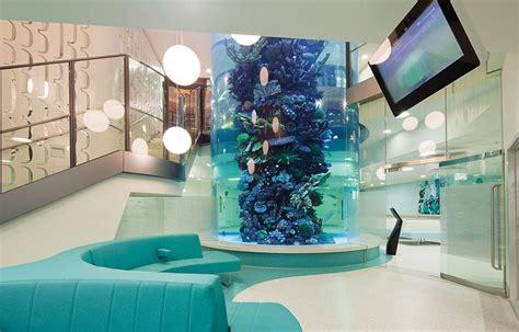 aquarium design brisbane children s hospital interiors designs information hub of