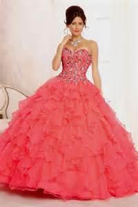 melon colored dress quinceanera dresses color melon world dresses