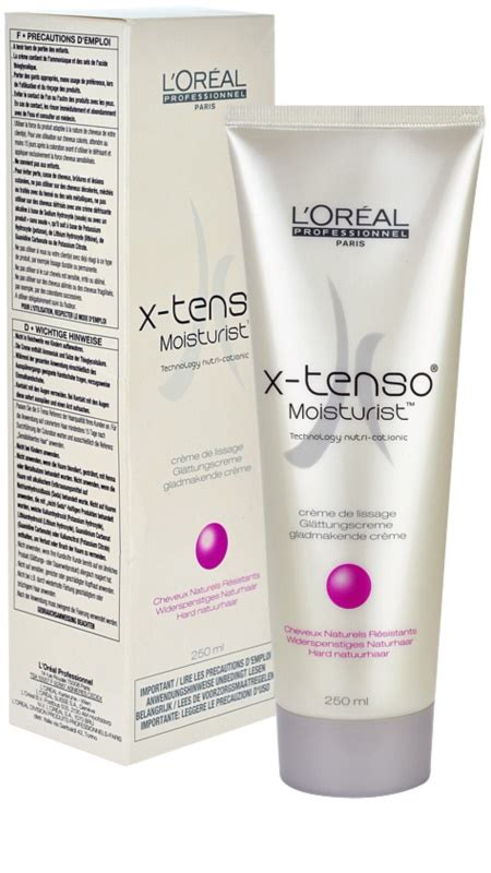 Loreal X Tenso l or 233 al professionnel x tenso moisturist permanente