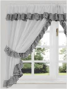 Jcpenney Curtains And Drapes Black And White Curtains For Kitchen Curtain Ideas