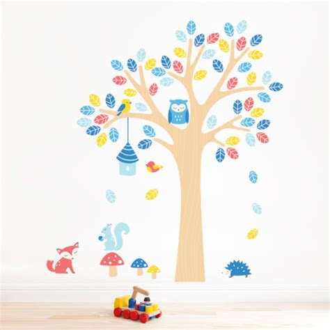wall sticker for nursery nursery tree wall sticker for room